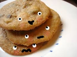 The many emotions of Pancake Cookie