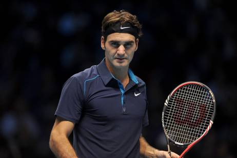 Is Roger Federer supposed to be scary, if not please explains this picture.