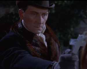 Seriously, his Van Helsing is the best thing ever.